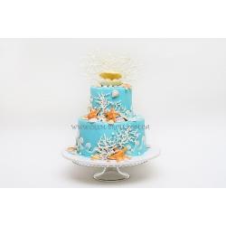 Торт свадебный №48: заказать, доставка
