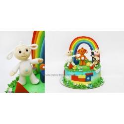 Торт детский №54