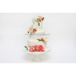 Торт свадебный №45: заказать, доставка