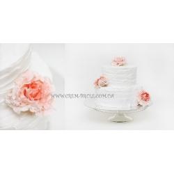 Торт свадебный №34