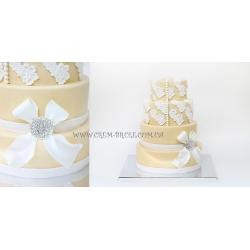Торт свадебный №35: заказать, доставка