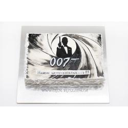 Торт Агент 007