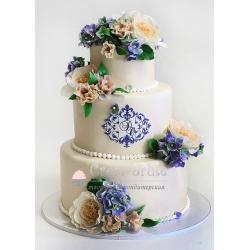 Торт свадебный №54: заказать, доставка