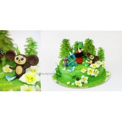 Торт детский №28