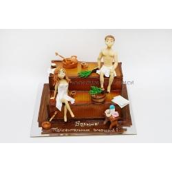 Торт баня