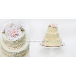 Торт свадебный №19: заказать, доставка