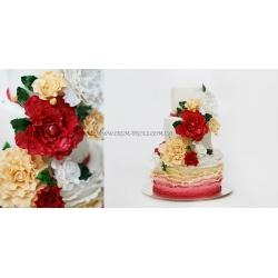 Торт свадебный №16: заказать, доставка