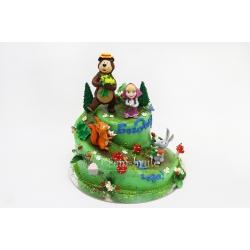 Торт детский №29