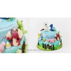 Торт детский №58