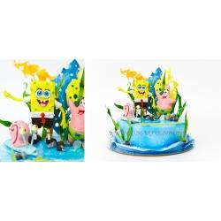 Торт детский №6