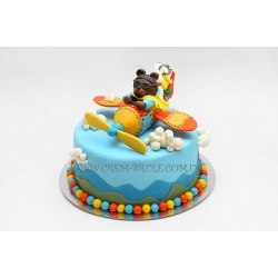 Торт детский №32