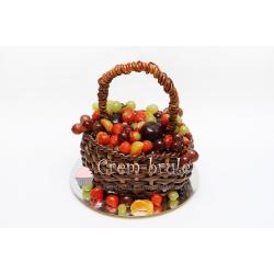 Торт юбилейный №3