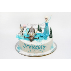 Торт детский №40