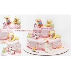 Торт детский №44