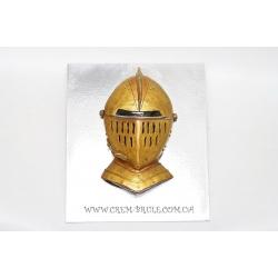 Торт рыцарский шлем