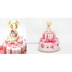 Торт детский №55