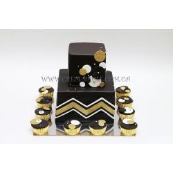 Торт свадебный №29: заказать, доставка