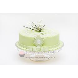 Торт юбилейный №15