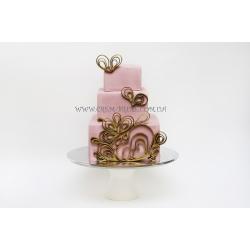 Торт свадебный №42: заказать, доставка