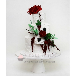 Торт свадебный №10: заказать, доставка