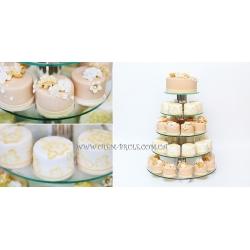 Торт свадебный №37: заказать, доставка