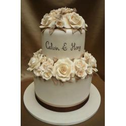 Свадебный торт Летиция: заказать, доставка