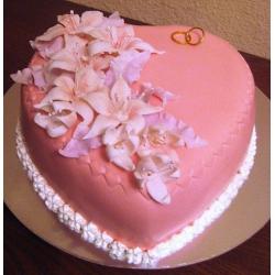 Свадебный торт Дюймовочка: заказать, доставка