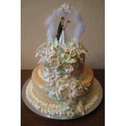Свадебный торт Танго симфонии любви: заказать, доставка