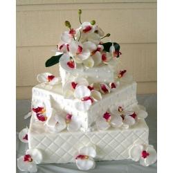Свадебный торт Райский уголок: заказать, доставка