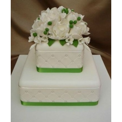 Свадебный торт Сафина: заказать, доставка