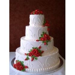 Свадебный торт Глория: заказать, доставка