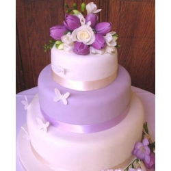 Свадебный торт Цикламения: заказать, доставка
