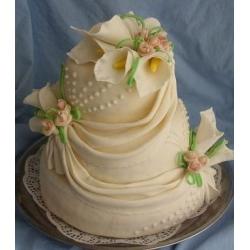 Свадебный торт Айвори: заказать, доставка