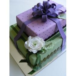 Свадебный торт Подарок: заказать, доставка