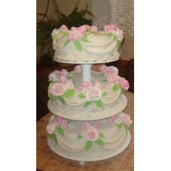 Свадебный торт Марио: заказать, доставка