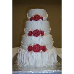 Свадебный торт Лагуна: заказать, доставка