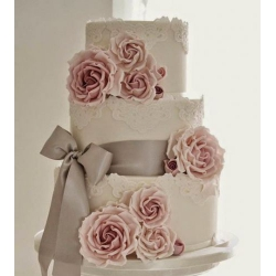 Свадебный торт Аэлита: заказать, доставка