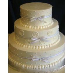 Свадебный торт Принцесса: заказать, доставка