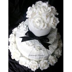 Свадебный торт Моника: заказать, доставка