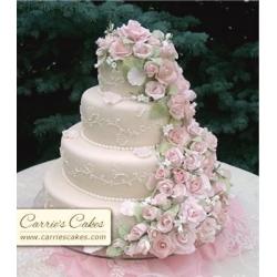 Свадебный торт Беатрис: заказать, доставка