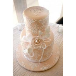 Свадебный торт Абрикосовый рай: заказать, доставка