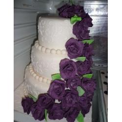 Свадебный торт Тореадор: заказать, доставка