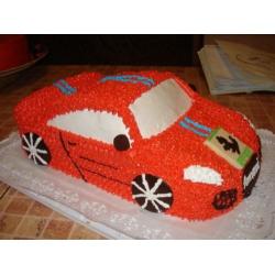 Торт на заказ Феррари