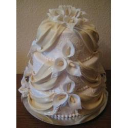 Свадебный торт Гранд-Мерси: заказать, доставка