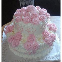 Свадебный торт Лилианна: заказать, доставка