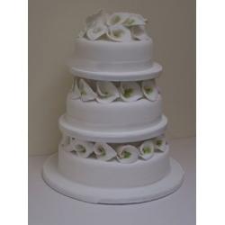 Свадебный торт Байкал