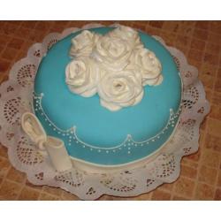 Свадебный торт Роспись: заказать, доставка