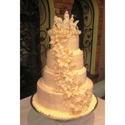 Свадебный торт Мираж: заказать, доставка