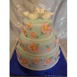 Свадебный торт Эдем: заказать, доставка