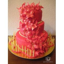Свадебный торт Страстная ночь: заказать, доставка